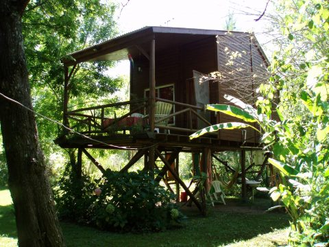 Cabaña Nogal