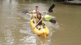 Salidas en Kayak